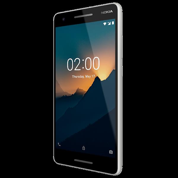 Nokia 2.1 (front)