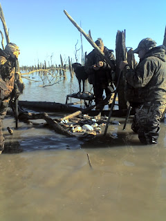 North Texas Duck Hunting|North Texas Guided Duck Hunt