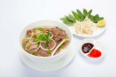 Pho in Ha Noi