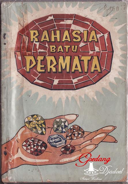 buku rahasia batu permata oleh pouw kioe an