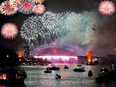 Happy New Year Crackers Images
