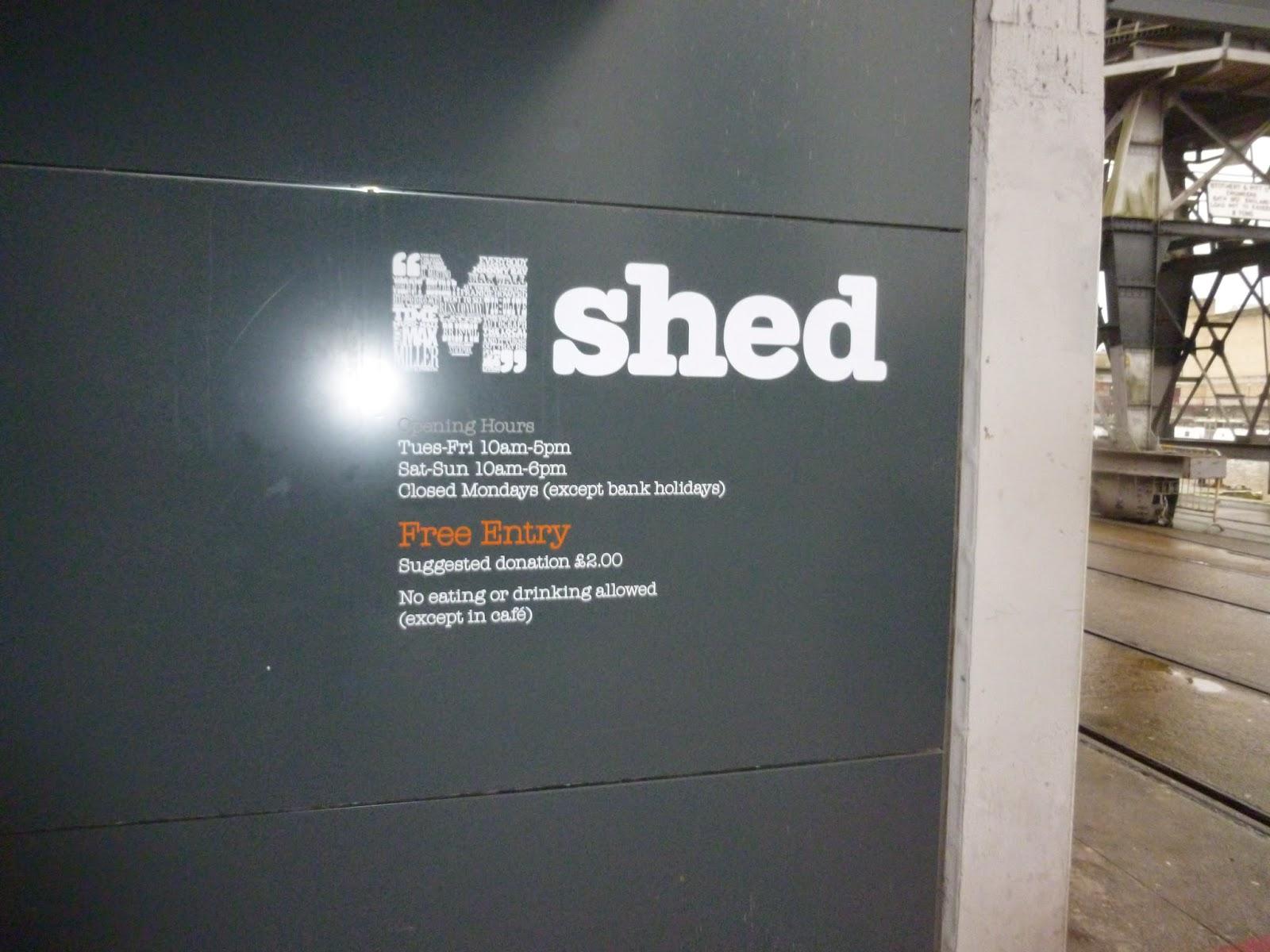 Bristol M Shed