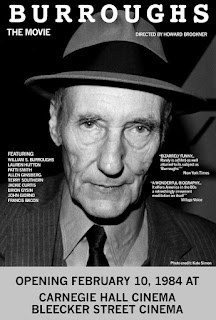 Watch Burroughs: The Movie (1983) movie free online