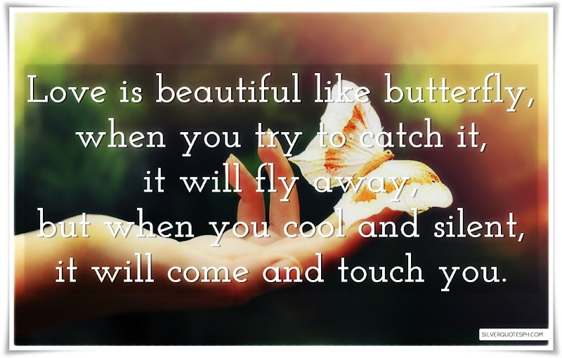 Love Is Beautiful Like Butterfly, Picture Quotes, Love Quotes, Sad Quotes, Sweet Quotes, Birthday Quotes, Friendship Quotes, Inspirational Quotes, Tagalog Quotes