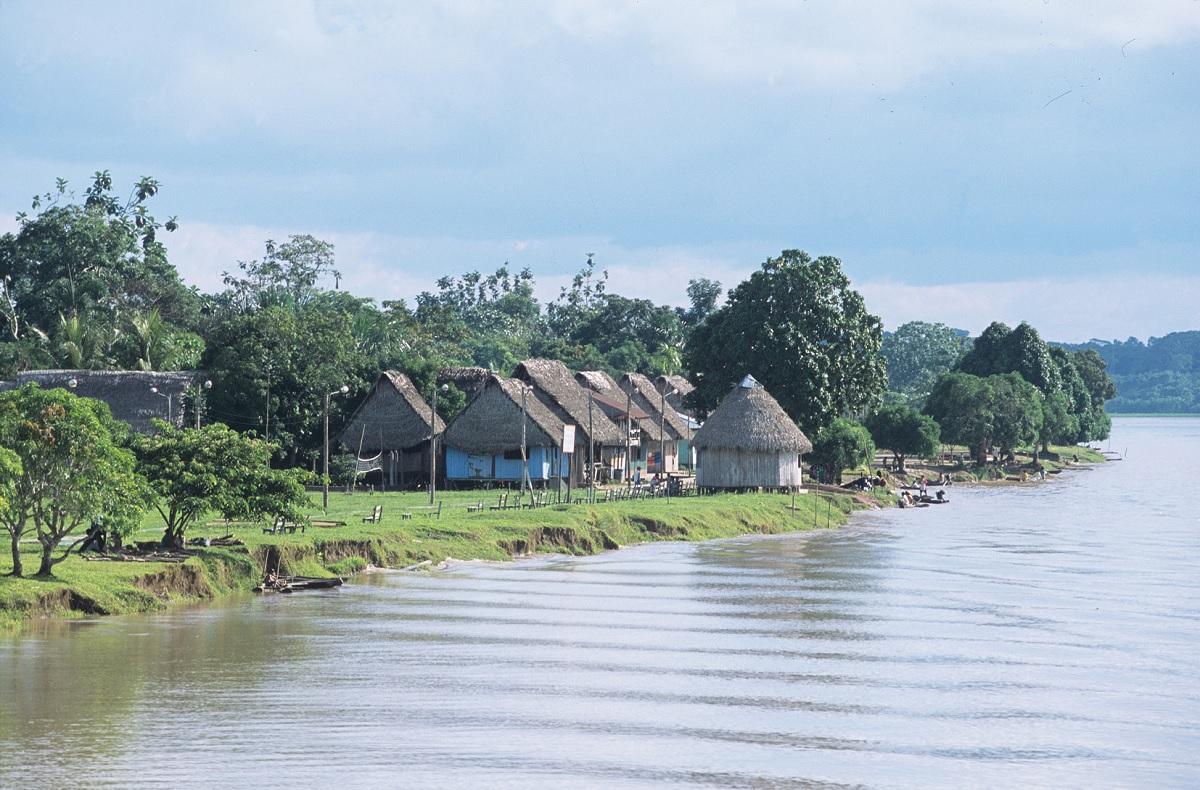 Restos Arqueológicos en Ucayali
