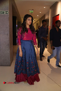 Actress Keerthi Suresh Stills at Remo Success Meet  0150.JPG