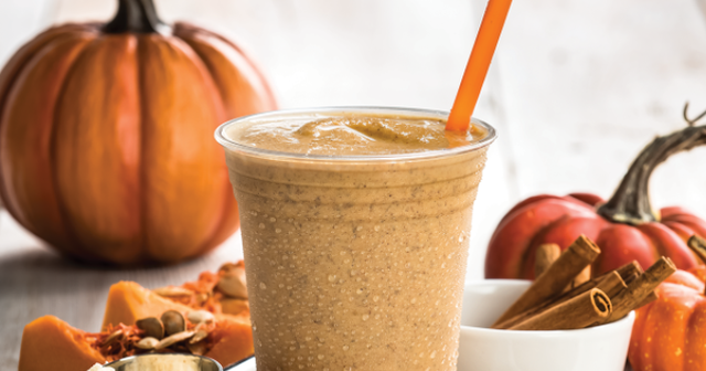 Jamba Juice Introduces New Pumpkin Protein Smoothie | Brand Eating