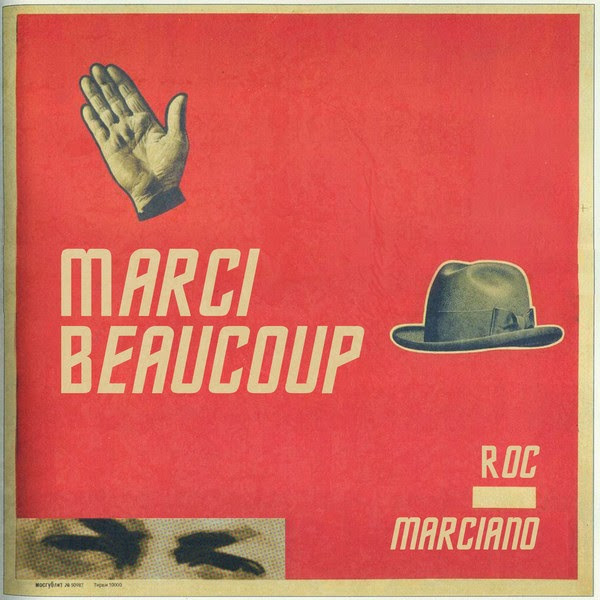 Roc Marciano - Marci Beaucoup Cover
