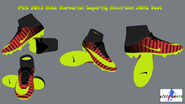 a9c18bb68 ... discount code for pes 2013 nike mercurial superfly next gen red 2016  boot 27899 c68ba ...