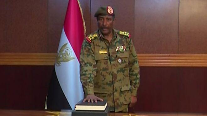 المجلس العسكري السوداني يوجه رسالة مهمة إلى المجتمع الدولي