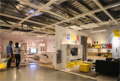 Ruang, Ruang Tamu, TV LED, Smart TV, Sofa, Kamar tidur