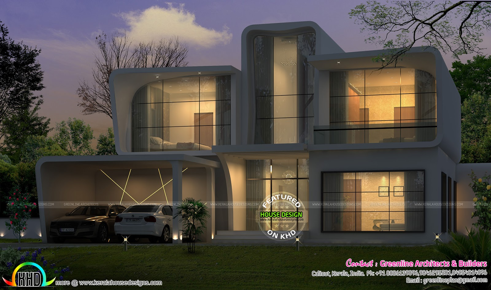 Villa in melbourne australia kerala home design and for Home designs melbourne