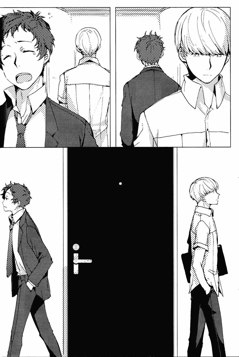 Chia Sẻ Sự Tĩnh Lặng - Tác giả HEART STATION (Ebisushi) - Trang 11