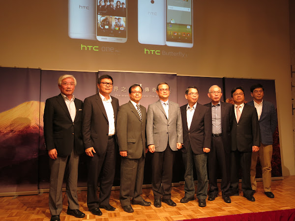 HTC董俊良:高階市場,我們不能缺席!