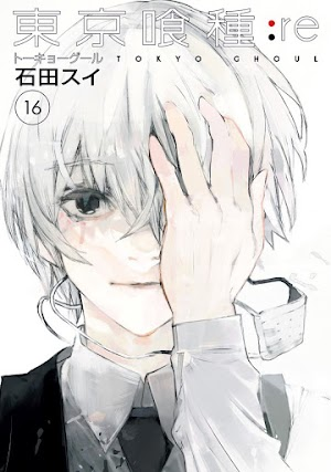 Tokyo Ghoul re [16/16 + Especiales] [MANGA] [MEGA] [PDF]