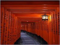 ศาลเจ้าฟูชิมิอินาริ (Fushimi Inari Taisha)
