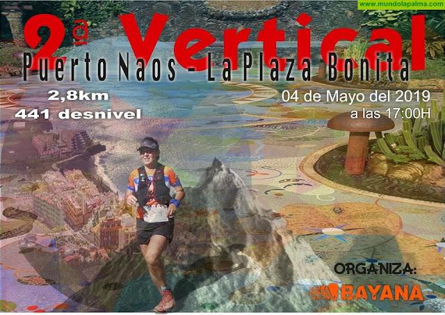 2 Vertical de Puerto Naos a Plaza la Glorieta