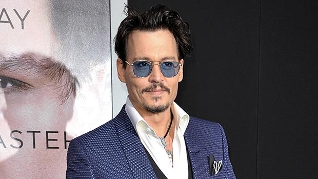 Johnny Depp para estrelar da nova fragância da Dior