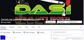 GROUP FACEBOOK SANTRI INDONESIA TERBESAR