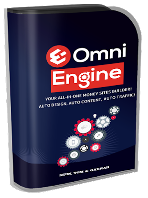 Omni Engine Pro [The FIRST All In One Money Sites Builder]