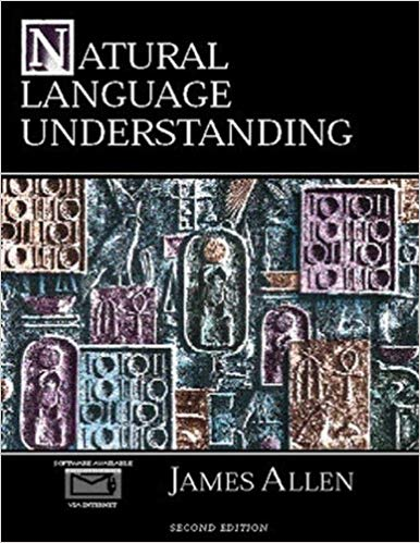 Book on Natural Language Understanding