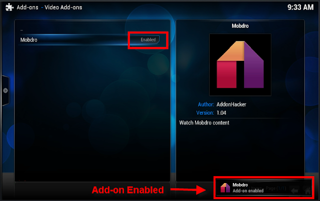 how to install watch 1080p on kodi