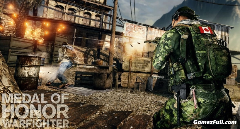 Medal of Honor Warfighter PC Full Español