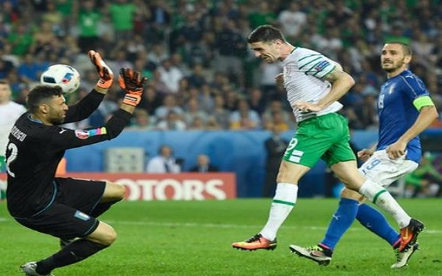 Italy vs Republic of Ireland 0:1 at UEFA EURO 2016 - All Goals HD VIDEO