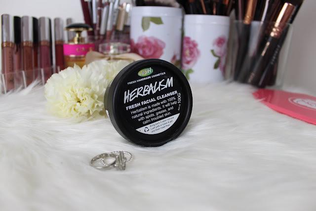 lush, winter, skincare, cleanser, face mask, moisturiser, natural skincare, spot treatment, herbalism