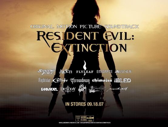 Film Resident Evil 3: Extinction