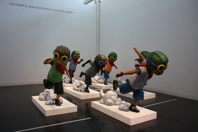 Hebru Brantley Forced Field Exhibition