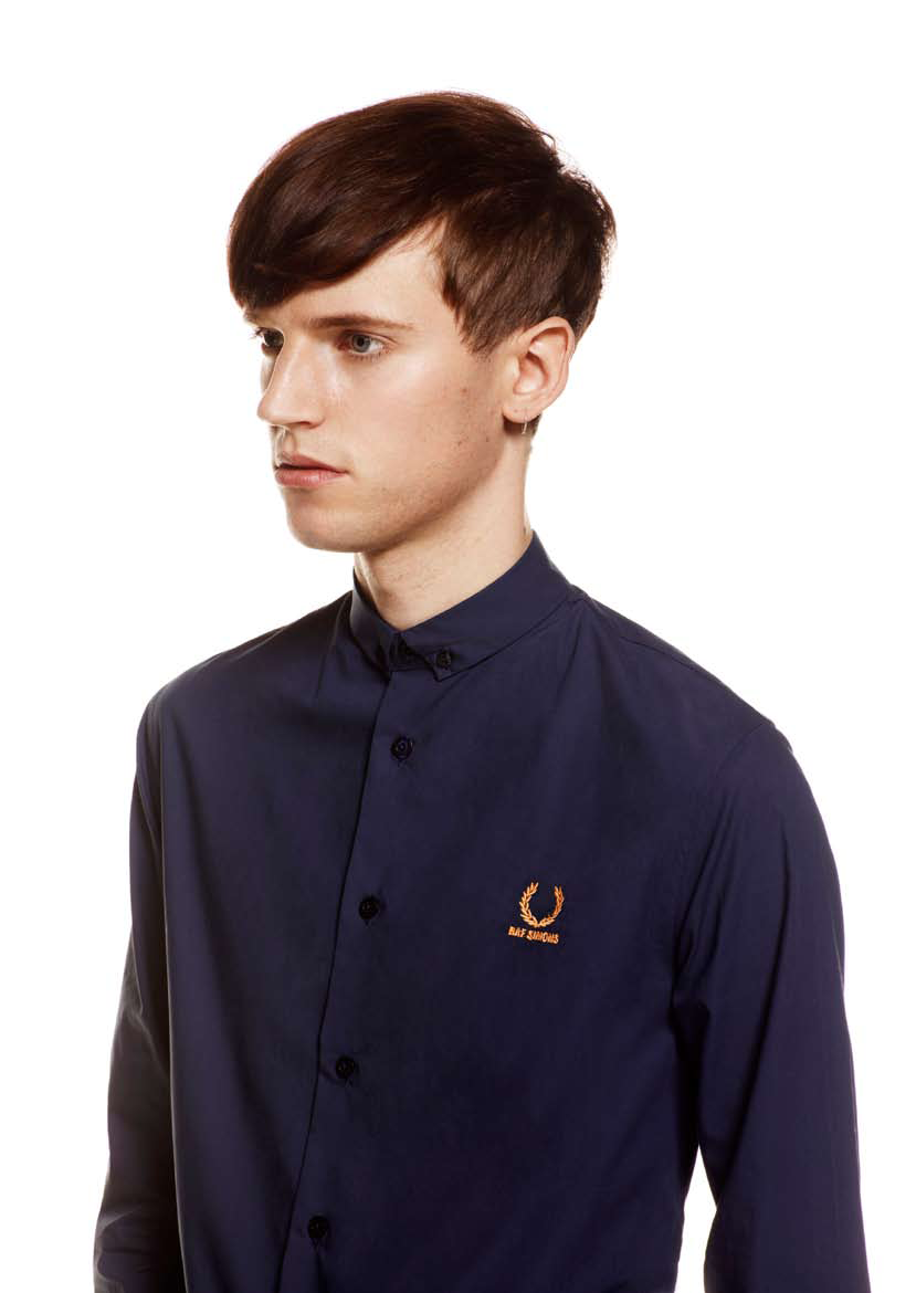 684355d750a68 That is not the case though with Fred Perry and Raf Simons. Already in  their 7th collaboration