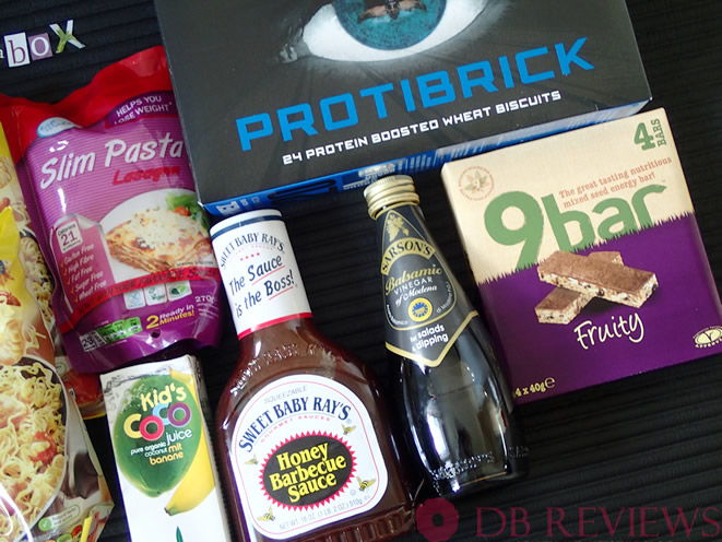 May 2015 Degustabox
