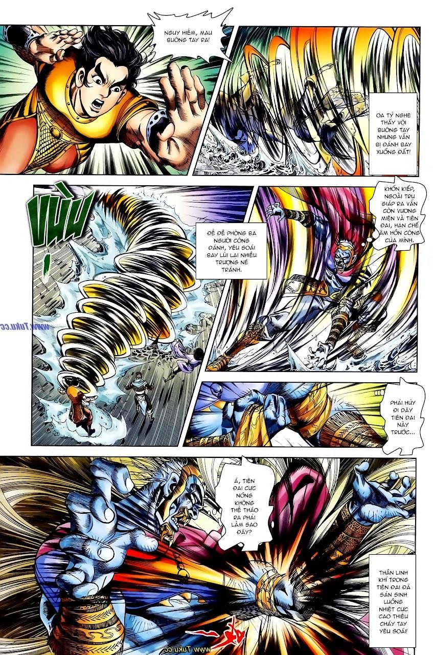 Cơ Phát Khai Chu Bản chapter 111 trang 5