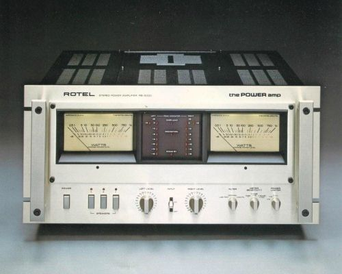 ROTEL RB-5000 (1978)