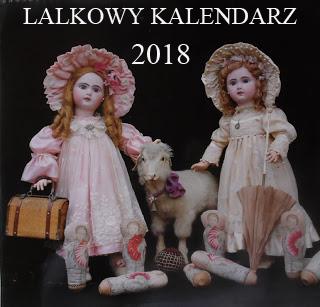 Lalkowy Kalendarz 2018
