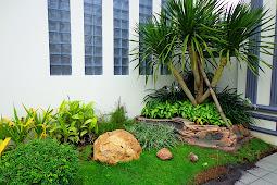 Jasa Pembuatan Taman Minimalis Surabaya