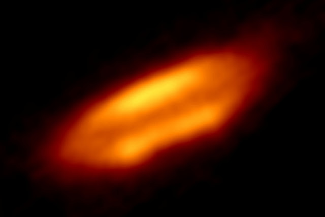 Protoplanetary Disk HH 212