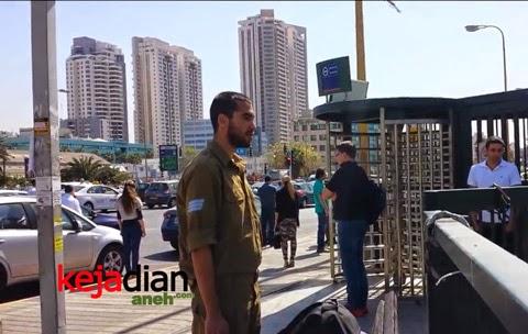 Video Nasionalisme Rakyat Israel yang Patut Ditiru