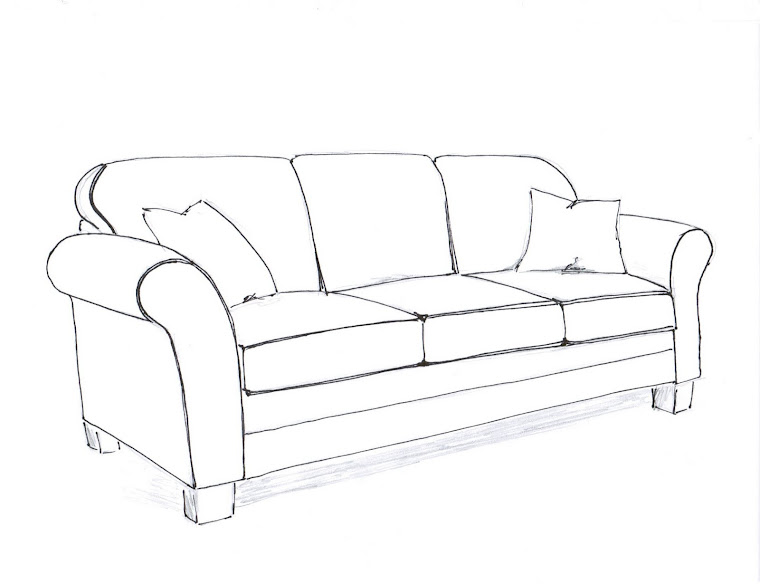 coloring pages couch - photo #35