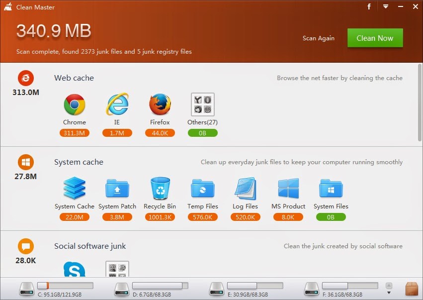 Download clean master apk free for windows 7/8/10.