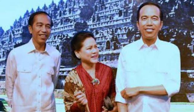 Patung Lilin Presiden Jokowi di Museum Madame Tussaud Hong Kong