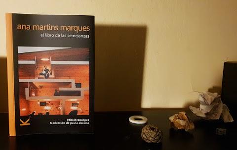 «El libro de las semejanzas» de Ana Martins Marques (Kriller 71)