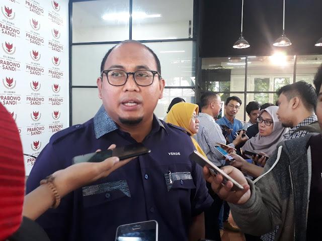 Wiranto Sebut UU Terorisme Bisa Jerat Pelaku Hoax, BPN: Lebay!