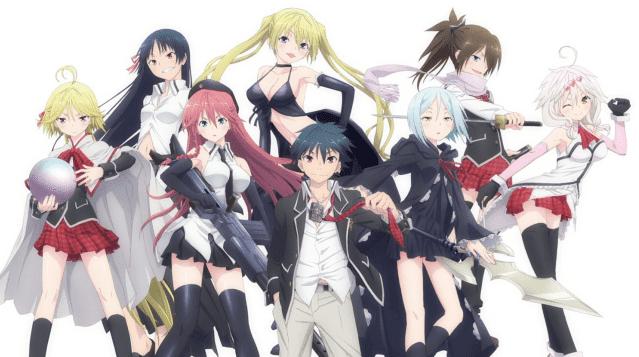 10 Rekomendasi Anime Bertema Raja Iblis - Trinity Seven