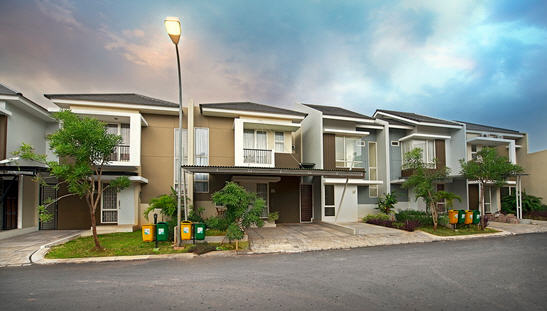 Contoh Rumah Synthesis Development