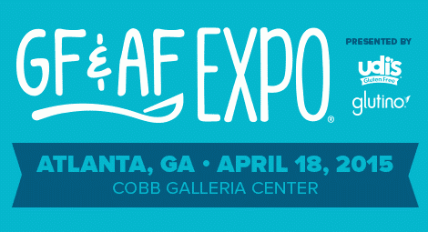 2015 GFAF Expo Giveaway and Coupon Codes {@GFAFExpo}
