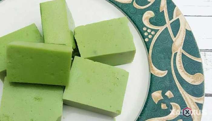 Resep cara membuat dodol agar green tea