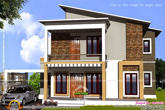 August 2014 kerala home design and floor plans for Ground floor 3d elevation