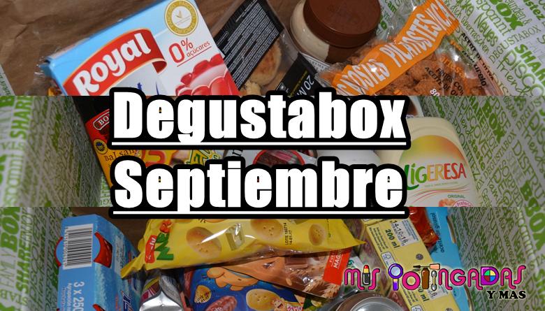 Degustabox | Septiembre 18 | Colaboración